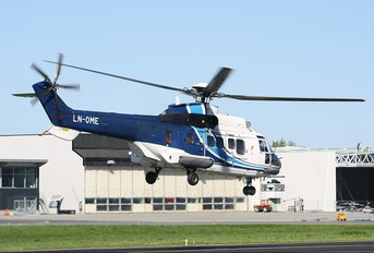LN-OME - CHC Norway Aerospatiale AS332 Super Puma L (and later models)