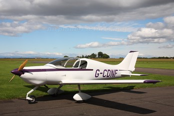 G-CDNF - Private Pulsar Aircraft Pulsar