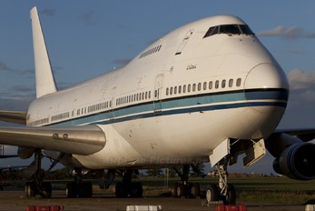 N309TD - Unknown Boeing 747-200