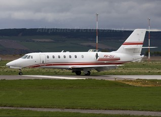 PH-CIJ - Cartier Europe Cessna 680 Sovereign