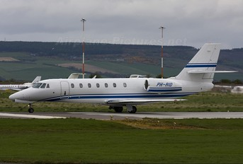 PH-RID - Cartier Europe Cessna 680 Sovereign