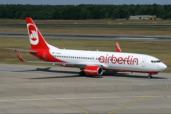 D-ABBY - Air Berlin Boeing 737-800