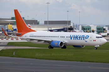 C-FYLC - Viking Airlines Boeing 737-800