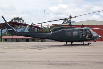 FAH-947 - Honduras - Air Force Bell UH-1H Iroquois