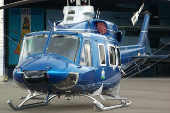 FAH-973 - Honduras - Air Force Bell 412SP