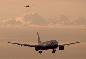 G-VIIN - British Airways Boeing 777-200