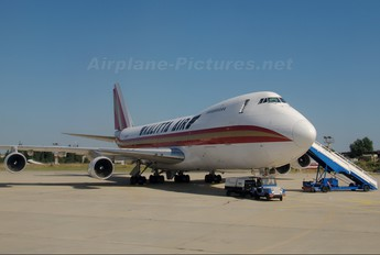 N713CK - Kalitta Air Boeing 747-200F