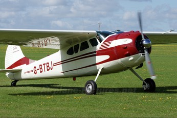 G-BTBJ - Private Cessna 195 (all models)