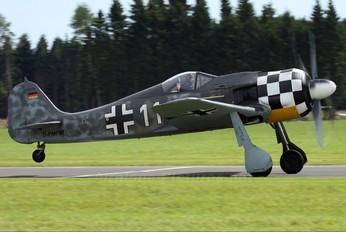 D-FMFW - Private Flug Werk Fw 190-A8/N