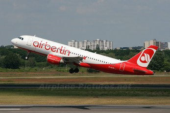 D-ALTD - Air Berlin Airbus A320