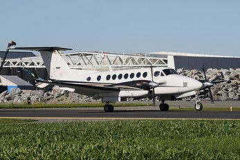 LN-BAB - Bergen Air Transport Beechcraft 300 King Air