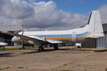 N748D - Unknown Hawker Siddeley HS.748