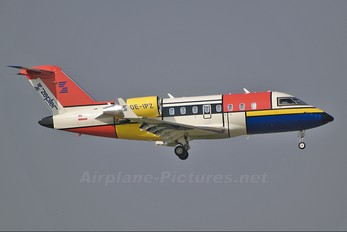 OE-IPZ - International Jet Management Canadair CL-600 Challenger 605