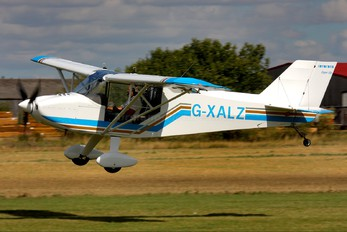 G-XALZ - Private Rans S-6, 6S / 6ES Coyote II
