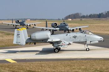 82-2656 - USA - Air Force Fairchild A-10 Thunderbolt II (all models)