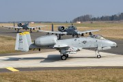 82-2656 - USA - Air Force Fairchild A-10 Thunderbolt II (all models) aircraft