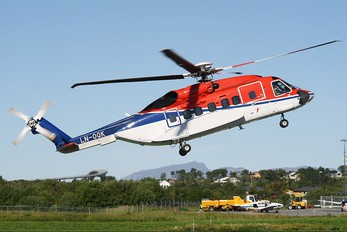 LN-OQK - CHC Norway Sikorsky S-92