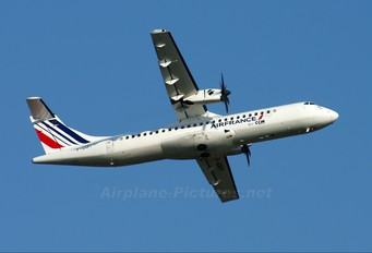 F-GRPI - Air France - Regional ATR 72 (all models)
