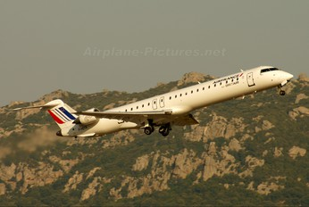 F-HDTA - Air France - Brit Air Canadair CL-600 CRJ-900