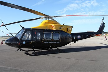 ZJ237 - Royal Air Force Bell 412EP Griffin HT.1