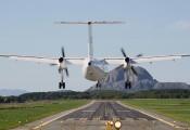 LN-WIT - Widerøe de Havilland Canada DHC-8-100 Dash 8 aircraft