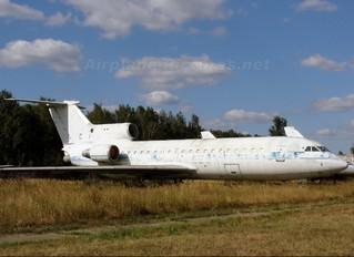 CCCP-42302 - Aeroflot Yakovlev Yak-42
