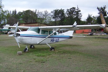 HR-IAD - Private Cessna 206 Stationair (all models)