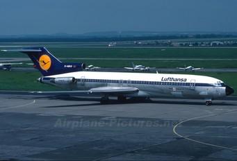 D-ABKD - Lufthansa Boeing 727-200 (Adv)
