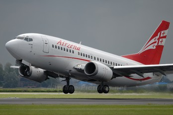 4L-TGR - Airzena - Georgian Airlines Boeing 737-500