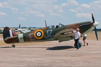 G-AIST - Private Supermarine Spitfire Mk.Ia
