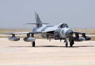 C-GZIB - Private Hawker Hunter F.58