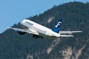 OH-LXM - Finnair Airbus A320 aircraft