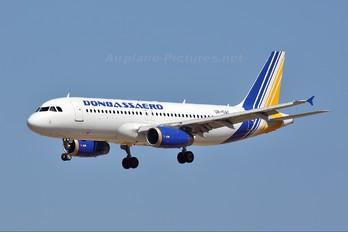 UR-DAC - Donbassaero Airbus A320