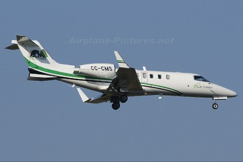CC-CMS - Private Learjet 40