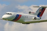 OM-BYE - Slovakia - Government Yakovlev Yak-40 aircraft