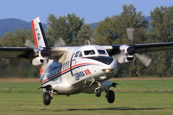 OM-ODQ - Dubnica Air LET L-410UVP Turbolet