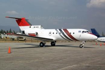 HR-ASC - Rollins Air Yakovlev Yak-40