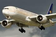 HZ-AKA - Saudi Arabian Airlines Boeing 777-200ER aircraft