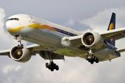 VT-JEG - Jet Airways Boeing 777-300ER aircraft
