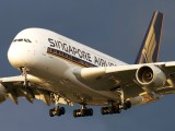 9V-SKK - Singapore Airlines Airbus A380 aircraft