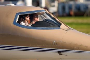 LV-BXU - Private Learjet 35