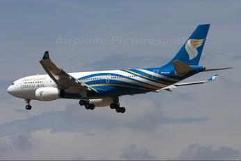 A4O-DF - Oman Air Airbus A330-200