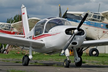 SP-FPO - Aeroklub Bydgoski Morane Saulnier MS.880B Rallye Club