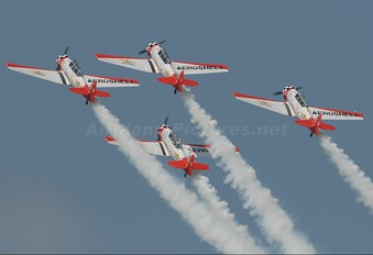 N3267G - Aeroshell Aerobatic Team North American T-6G Texan
