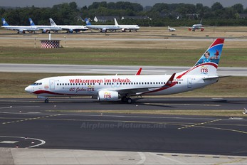 D-AXLD - XL Airways Germany Boeing 737-800