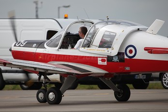 G-BZMD - Private Scottish Aviation Bulldog