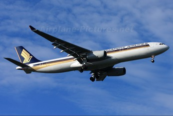 9V-STD - Singapore Airlines Airbus A330-300