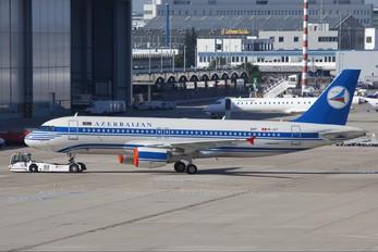 HB-IOT - Azerbaijan Airlines Airbus A320