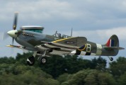 G-IXCC - Spitfire Supermarine Spitfire LF.IXc aircraft