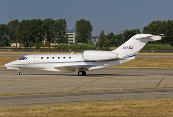 N977AE - Private Cessna 750 Citation X